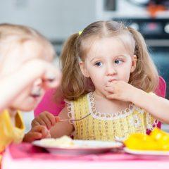 Обучение в частном детском садике